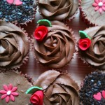 Chocolate Box Cupcakes