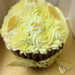 21st Birthday Giant Cupcake